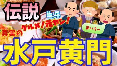 ドラマより凄かった!!元ヤンなのに勉強家!水戸学に大日本史!日本で最初にラーメン食べた男「水戸黄門」^_^